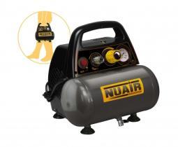 Nuair NEWVENTO200/8/6 - COMPRESOR 1.5 HP CALDERA 6 LTS. 180LTS/MIN 8 BAR