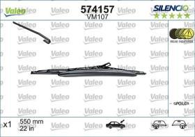 Valeo 574157 - UM106 BLISTER 1 ESCOBILLA ALV SILEN