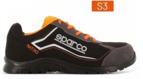 Sparco NITRONRGR-46 - ZAPATO DE SEGURIDAD SPARCO NITRO NRGR TALLA 45