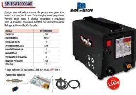 Cevik SPTSW1000CAR - ARRANCADOR CAMION 12/24V