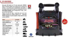 Cevik SPH5HYBRID - T-SPOT 110 SPOTTER 230V-3000A