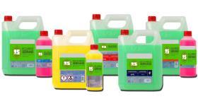 Aguas destiladas, refrigerantes y limpiaparabrisas  Aguas